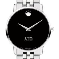 Alpha Tau Omega Men's Movado Museum with Bracelet