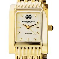 Mississippi State Women's Gold Quad with Bracelet