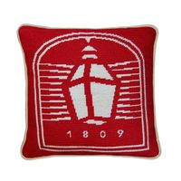 Miami University Handstitched Pillow