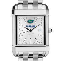Florida Men's Collegiate Watch w/ Bracelet