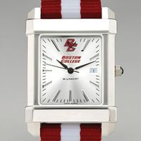 Boston College Men's Collegiate Watch w/ NATO Strap