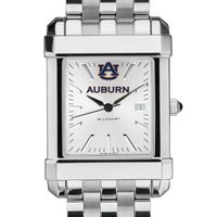 Auburn Men's Collegiate Watch w/ Bracelet