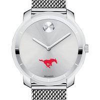 SMU Women's Movado Stainless Bold 36