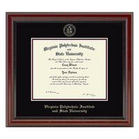 Virginia Tech Fidelitas Frame - Masters/PhD