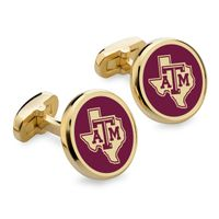 Texas A&M University Cufflinks
