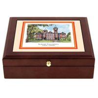 Auburn Eglomise Desk Box