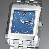 Princeton Men's Blue Quad Watch with Bracelet