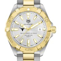 Texas Men's TAG Heuer Two-Tone Aquaracer