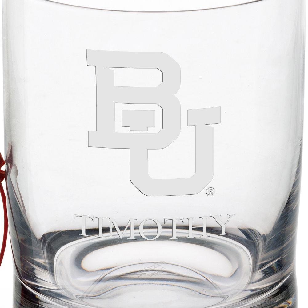 Baylor Tumbler Glasses - Set of 4