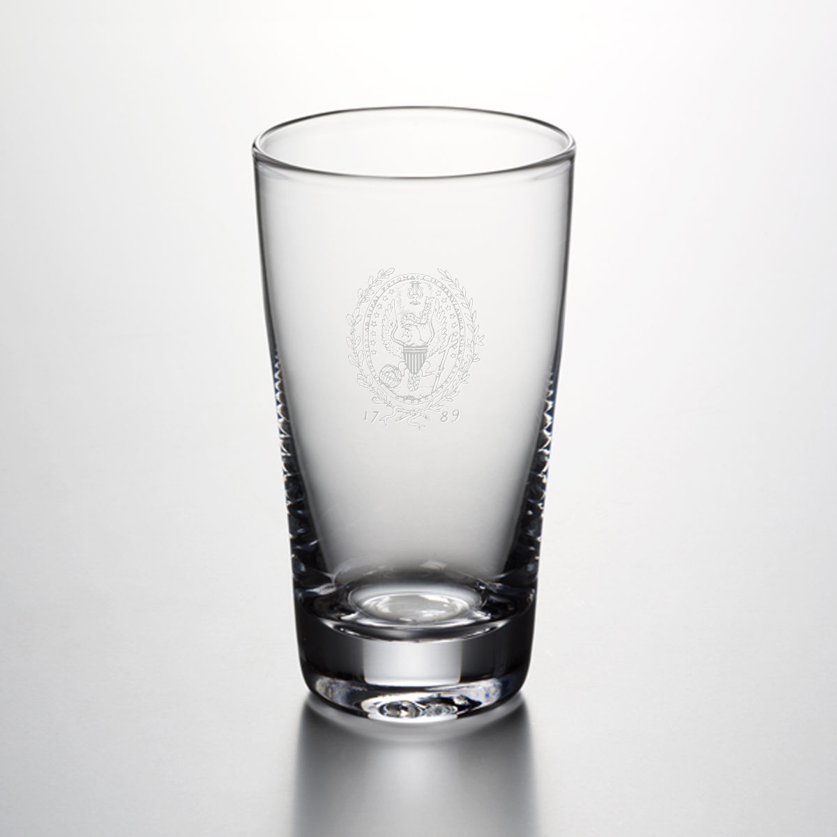 Georgetown Pint Glass by Simon Pearce