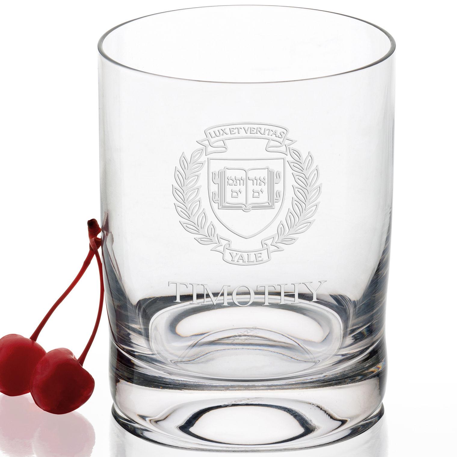 Yale Tumbler Glasses - Set of 4