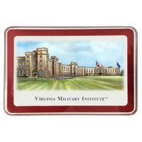VMI Eglomise Paperweight