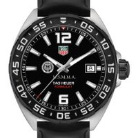 USMMA Men's TAG Heuer Formula 1 with Black Dial