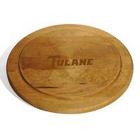 Tulane Round Bread Server
