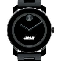 James Madison University Men's Movado BOLD with Bracelet