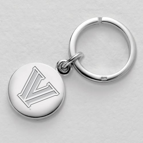 Villanova Sterling Silver Key Ring