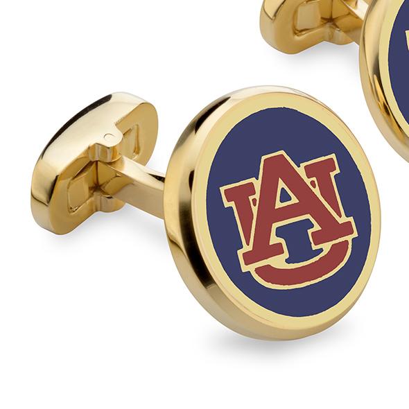 Auburn Cufflinks