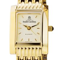 South Carolina Women's Gold Quad with Bracelet