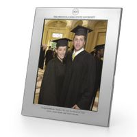 Penn State Polished Pewter 8x10 Picture Frame