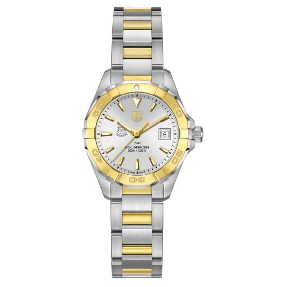 Yale Women's TAG Heuer Two-Tone Aquaracer