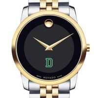 Dartmouth College Men's Movado Two-Tone Museum Classic Bracelet