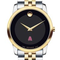 Arizona State Men's Movado Two-Tone Museum Classic Bracelet