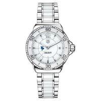 USMMA Women's TAG Heuer Formula 1 Ceramic Diamond Watch
