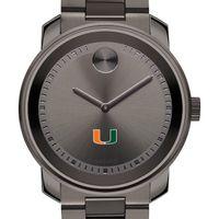 Miami Men's Movado BOLD Gunmetal Grey