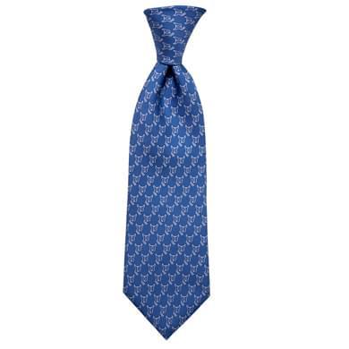 Duke Vineyard Vines Tie in Blue