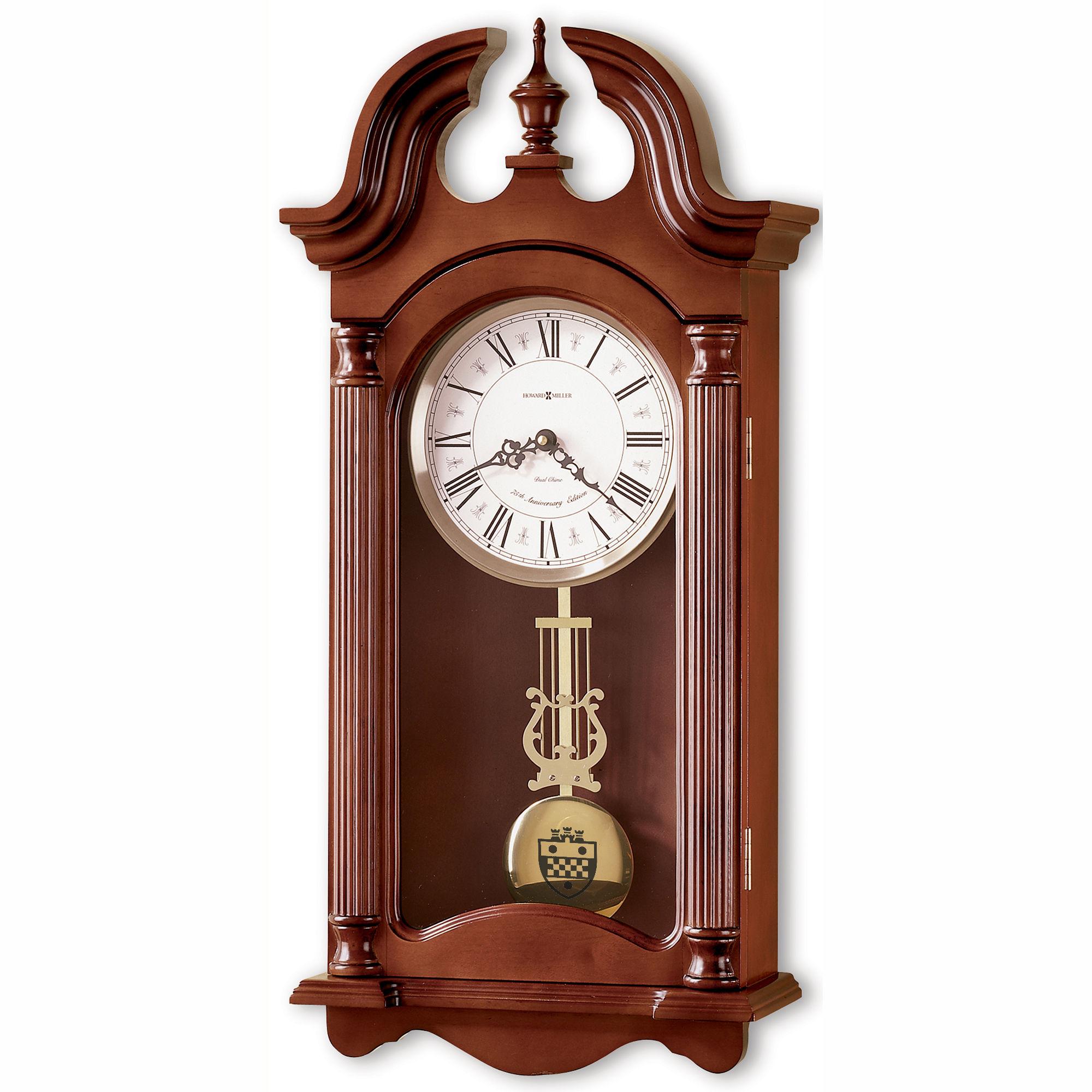 Pitt Howard Miller Wall Clock