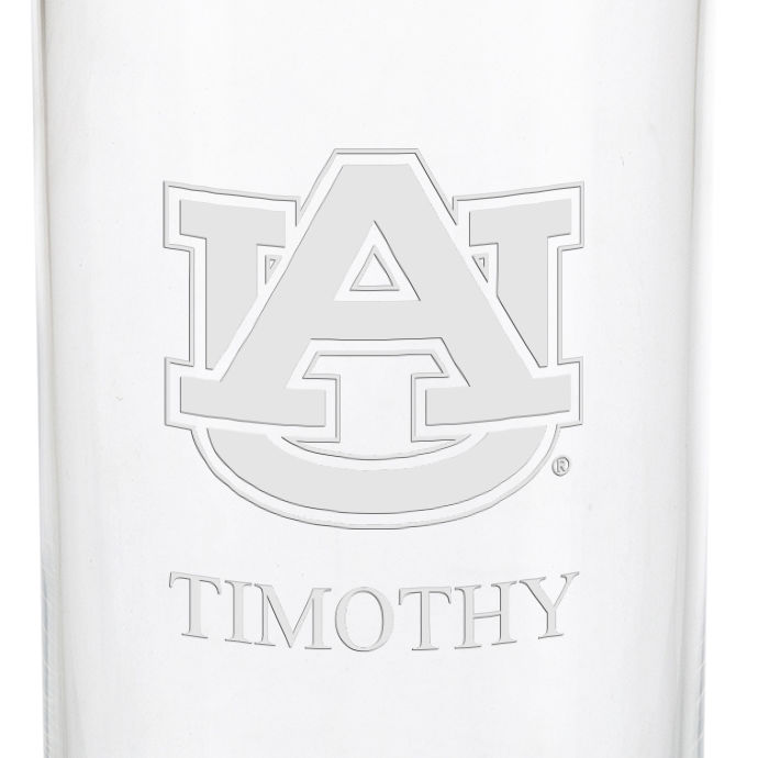 Auburn Iced Beverage Glass - Set of 2