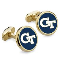 Georgia Tech Cufflinks