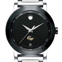 George Washington Men's Movado Museum Sport Bracelet