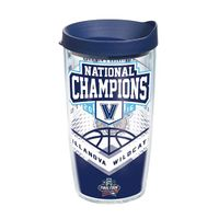 Villanova 16 oz. Tervis Tumblers - Set of 4