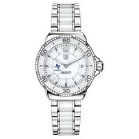Air Force Academy Women's TAG Heuer Formula 1 Ceramic Diamond Watch