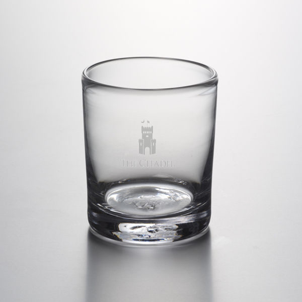 Citadel Double Old Fashioned Glass by Simon Pearce