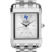 Air Force Academy Men's Collegiate Watch w/ Bracelet