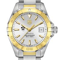 Princeton University Women's TAG Heuer Two-Tone Aquaracer