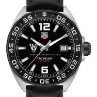 WUSTL Men's TAG Heuer Formula 1 with Black Dial