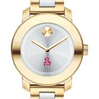 Arizona State Women's Movado Two-Tone Bold