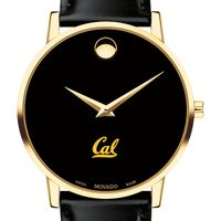 Berkeley Men's Movado Gold Museum Classic Leather