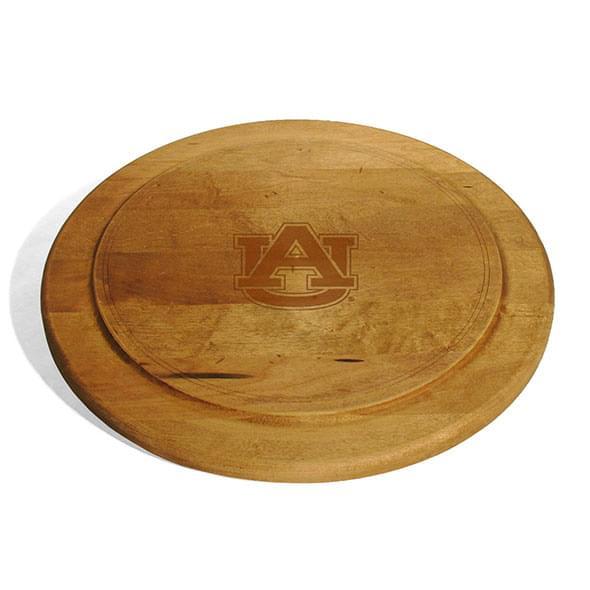 Auburn Round Bread Server