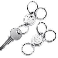 Columbia Sterling Valet Key Ring
