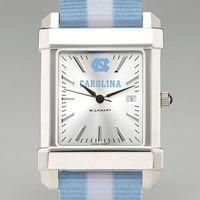 North Carolina Men's Collegiate Watch w/ NATO Strap