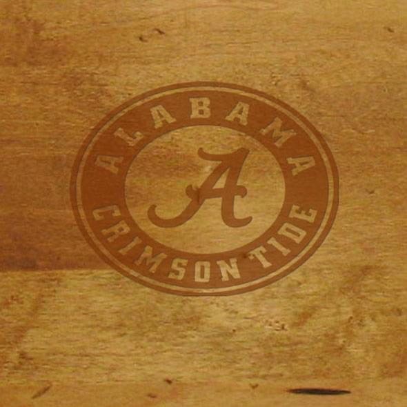Alabama Round Bread Server