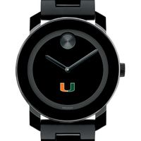 University of Miami Men's Movado BOLD with Bracelet