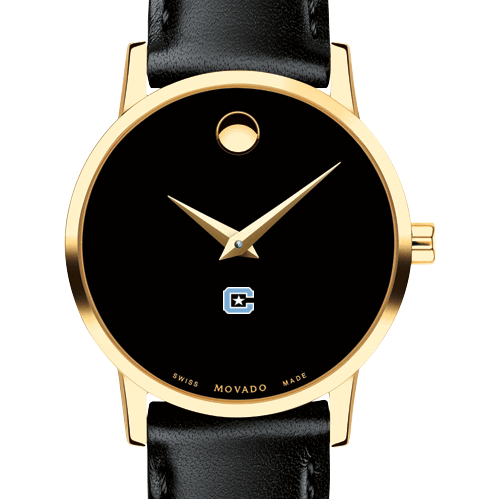 Citadel Women's Movado Gold Museum Classic Leather