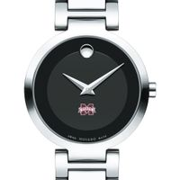 Mississippi State Women's Movado Museum with Bracelet