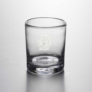 Georgetown Double Old Fashioned Glass by Simon Pearce