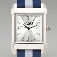 Phi Delta Theta Men's Collegiate Watch w/ NATO Strap